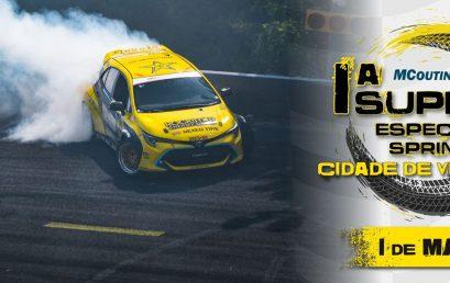 Inscrições – 1ª Super Especial Sprint cidade de Vila Real M. Coutinho
